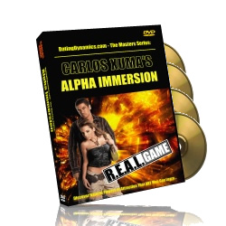 Alpha Immersion DVD program